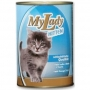 Консервы Dr. Alder s My Lady Adult Kitten 195г