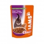 Консервы Iams Cat Pouch Adult with Rabbit in Jelly 100г